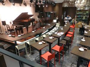 俺のフレンチTOKYOでのディナーコンサート