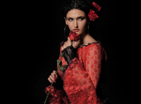 木管と演劇によるオペラ『カルメン』