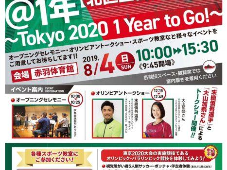 東京2020オリンピックプレイベントでのファンファーレ演奏